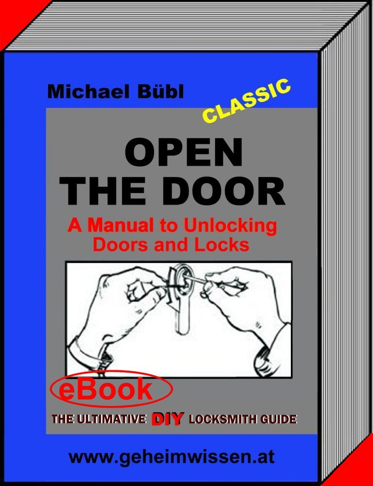 open the door, locksmith, ebook